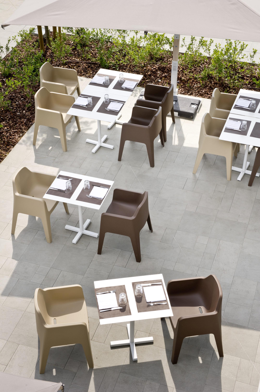 Pedrali tavoli e sedie latest tavolo rud vetro sedia for Pedrali arredamento