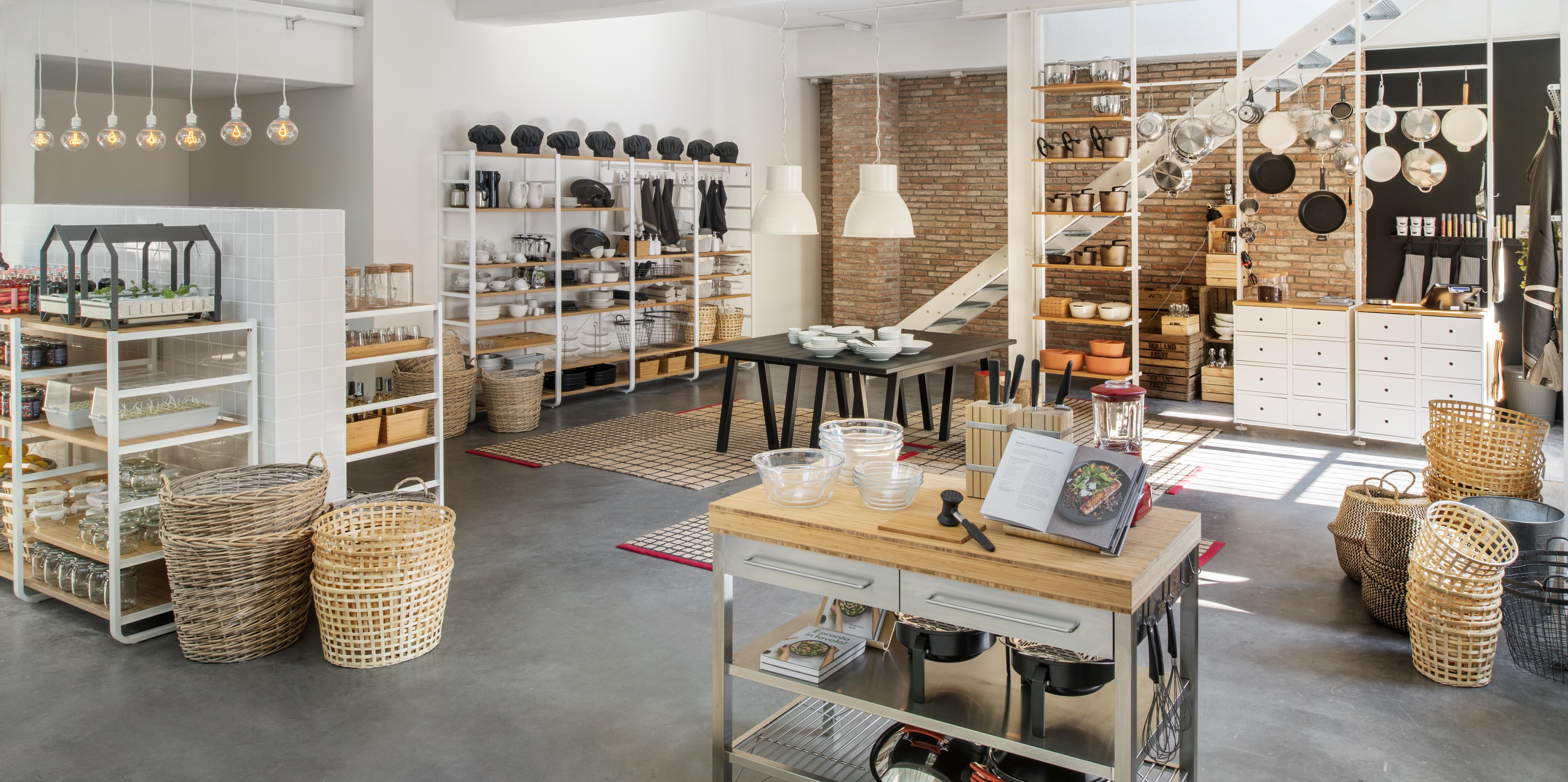 Ikea brescia cucine cucina con boiserie in legno chiaro la nostra cucina sarebbe questa - Ikea brescia catalogo ...