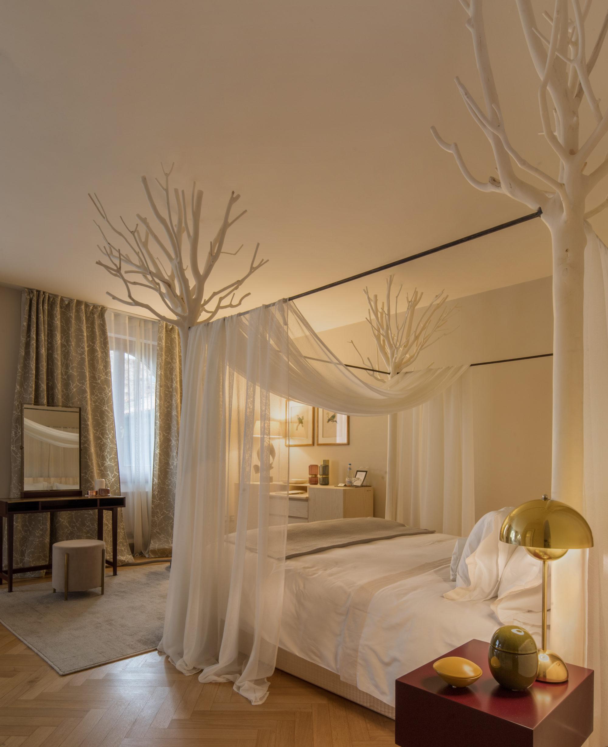 Arredamento camera da letto - Fotografo Brescia Ottavio Tomasini