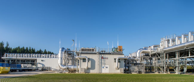 5.6 MWe Geothermal ORC Turboden Plant for Hochtief Ene