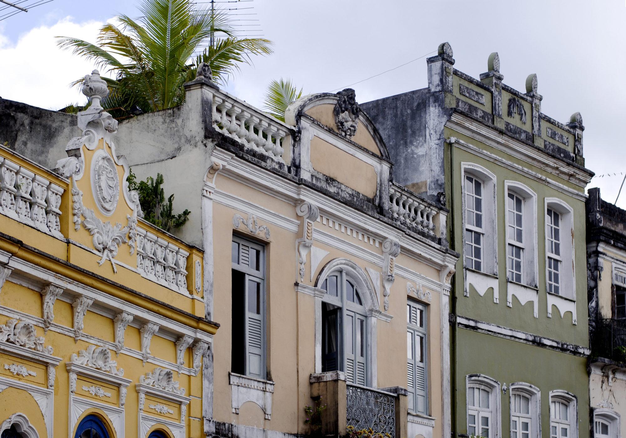 Case in stile portoghese al pelorinho salvador de bahia for Case in stile