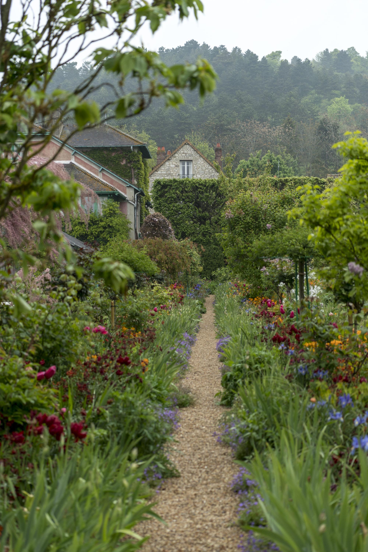 Giardino Di Una Casa giardino della casa museo di claude monet - fotografo