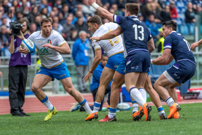 ItalRugby: 6Nations ItavsSco